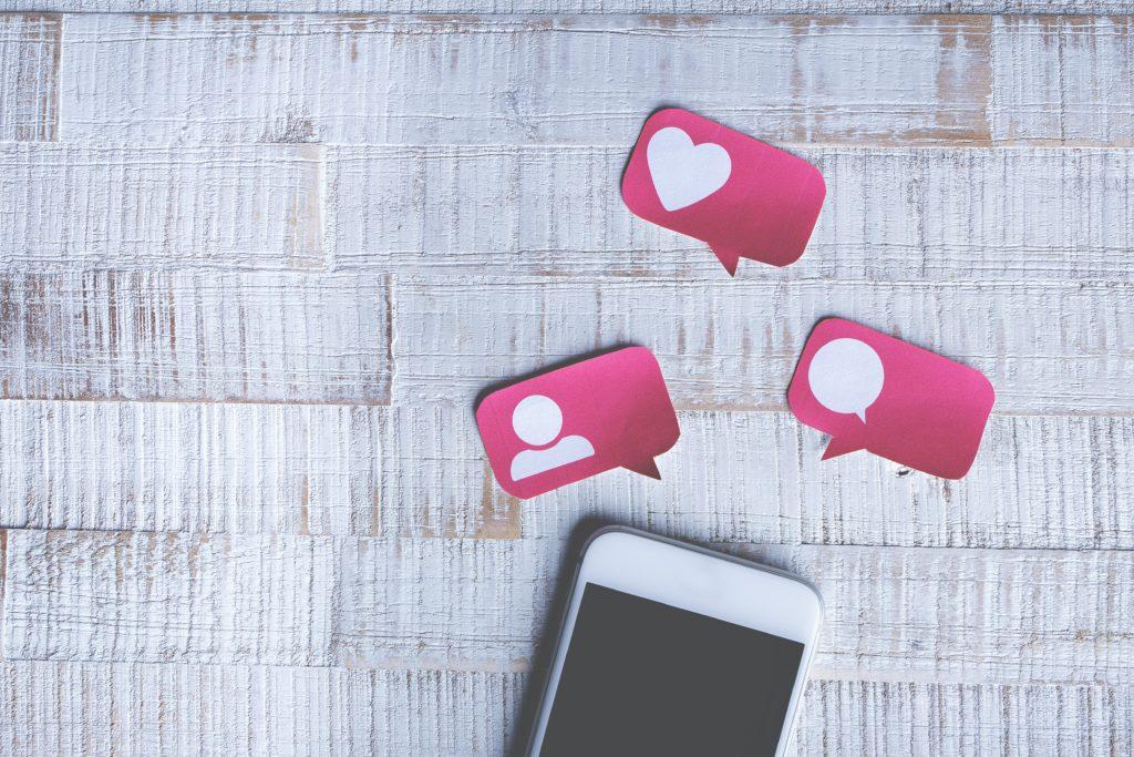 Interaction réseaux sociaux